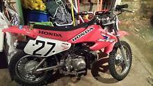 Honda Xr70 kids trail bike Westmead Parramatta Area Preview