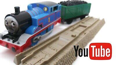 Talking flip face Thomas & friends trackmaster motorized train Restored Youtube