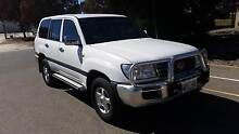 2002 Toyota LandCruiser Wagon Roseworthy Gawler Area Preview
