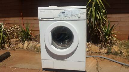 Front loader washing machine South Hedland Port Hedland Area Preview