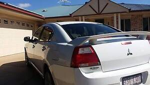 2007 Mitsubishi 380 Sedan car for sale inbetween lancer and magna Redland Bay Redland Area Preview