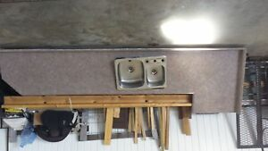 12 ft. Counter top with sink
