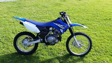 2016 Yamaha TTR125 LWE Large Wheel
