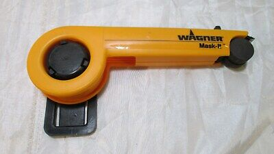 Wagner Mask It 1 Tape Dispenser Accessory For Paint Brush Roller Sprayer Jobs