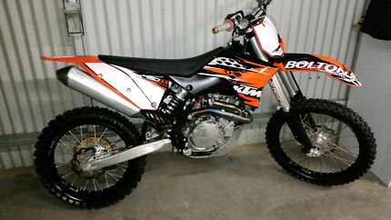 Ktm sfx 450 Warracknabeal Yarriambiack Area Preview
