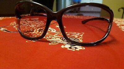 Authentic TOM FORD Brown Eyewear JENNIFER TF 8 B5 61/16 Soft Square SUNGLASSES