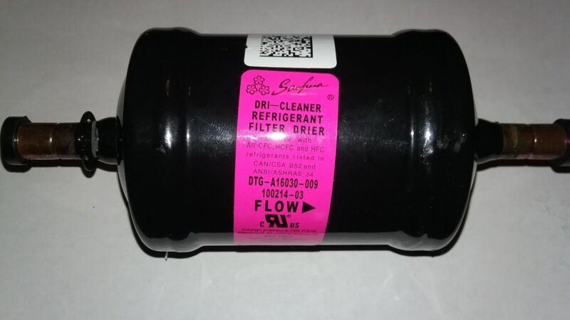 Sanhua DTG-A16030-009 100214-03 Uni-Flow Dri-Cleaner Refrigerant Filter Drier