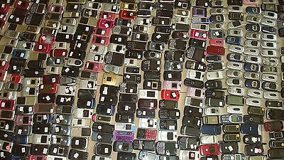 165 Cell Phones for Repair , parts or Scrap Gold Recovery