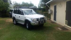 2001 Toyota LandCruiser Wagon Cleveland Redland Area Preview