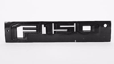2015-2017 OEM New Ford F-150 Raptor BLACK Tailgate Emblem Nameplate Decal