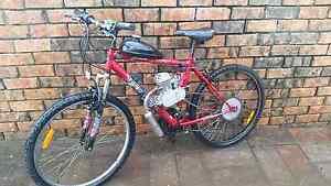 Motorised push bike Ridgehaven Tea Tree Gully Area Preview