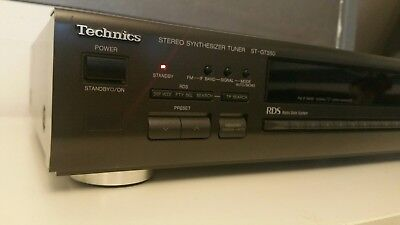 Technics ST GT550 Radio Tuner Class AA (read description)