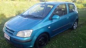 2004 Hyundai Getz Hatchback + 1 YEAR WARRANTY+6months rego Salisbury Brisbane South West Preview