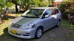 Toyota  Avensis verso van 2004 Tanilba Bay Port Stephens Area Preview