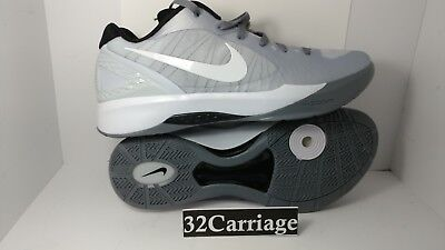NEW Womens Nike Gray Volley Zoom Hyperspike Volleyball Shoes 585763-010 Multi