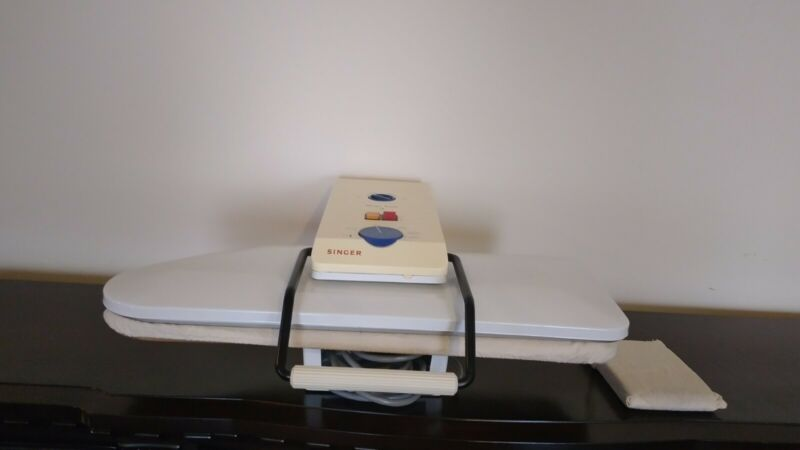 Singer Magic Press 4 MP4 Clothing Commercial Press Iron(No Steam)Tested Works