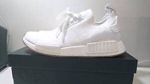 NMD R1 GUM PACK WHITE US9.5 Strathfield Strathfield Area Preview