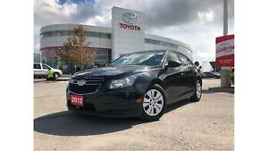 2012 Chevrolet Cruze LS+ w/1SB - No Accidents / Certified!