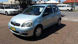 2005 Toyota Echo NCP10R 1.3L 4 Cylinder Hatchback - Manual Waratah Newcastle Area Preview