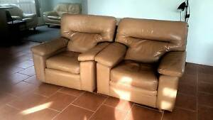 Moran leather couches Torquay Surf Coast Preview