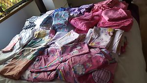 Huge single bed bundle- sheets quilt doona covers Disney princess Montville Maroochydore Area Preview