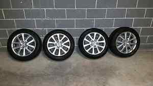 Mazda 3 2008 16 inch alloy wheels Ermington Parramatta Area Preview