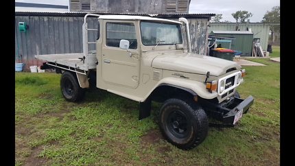 Hj45 landcruiser North Ward Townsville City Preview