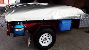 Camper trailer hardley used Grafton Clarence Valley Preview