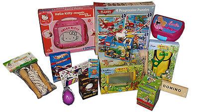 Markenspielzeug 10-15 Teile Restposten Sonderposten Tombola