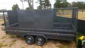 16x6.6 feet big box car trailer rego spare tandem axle cheap Sydney City Inner Sydney Preview