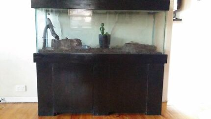 4 ft aquarium tank Largs Bay Port Adelaide Area Preview