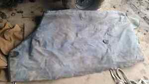 6'0 good condition lined canvas  $30 Chirnside Park Yarra Ranges Preview