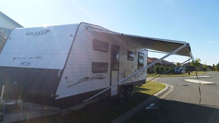 Galaxy Odyssey family caravan Caboolture Caboolture Area Preview