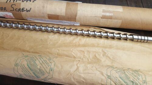 VAN DORN new injector screw