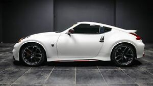 2018 Nissan 370Z Nismo RED SUEDE RECARO SEATS | PUSH TO START...