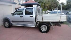 2004 Holden Rodeo 4X4 TURBO DIESEL.DUAL CAB. Albion Brisbane North East Preview