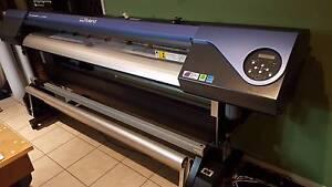 Printing Business Roland Versacam VS640 Metalic Printer Cutter Upper Kedron Brisbane North West Preview