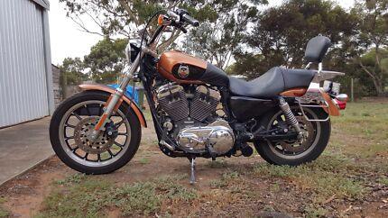 Harley Sportster 2008 Anniversary