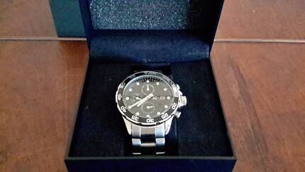 So&Co new york mens yacht timer 5014 watch