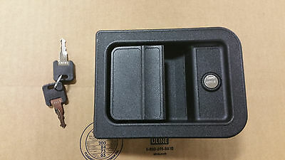 Exterior Entry Door Latch w/ Lock & Key  Winnebago Itasca RV Motorhome Camper