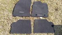 GENUINE Toyota COROLLA floor mats 2007 - 2016 NEW & USED Rooty Hill Blacktown Area Preview