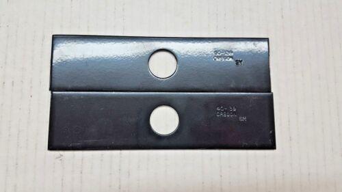 """Qty-2 8"""" Oregon 40-139 Edger Blades for Echo 237001"""