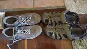 Size 5 boys shoes and sandals Geebung Brisbane North East Preview