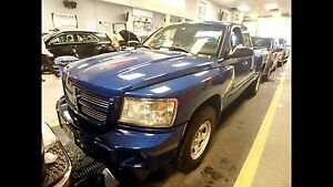 2008 DODGE DAKOTA EXT CAB 4X4 V8 ONLY 145000 KMS