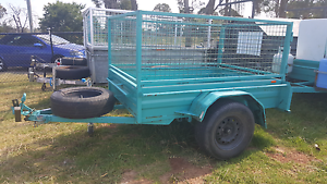 $20 hire➰ 24hrs 6X4 CAGE TRAILERS ENQUIRE CHEAP RATES BOOK TODAY Kemps Creek Penrith Area Preview