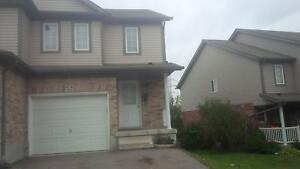 Beautiful 3 BDR End Unit Townhome