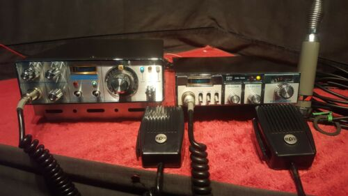 PACE CB166 WITH CORRECT A/S ANTENNA (BANDIT)  AND PACE SIDETALK 1000M (SNOWMAN)