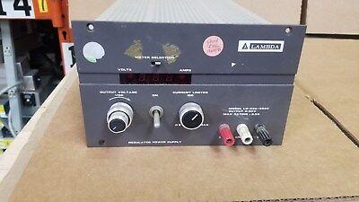 Lambda Lq-533-9563 Dc Power Supply 0-60v 0-3.3a Good