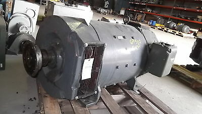 150 Hp Dc Imperial Electric Motor 17502000 Rpm 409at Frame Dpfv 500 V