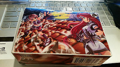 Yugioh Ninja Girl Anime Double Deck Box
